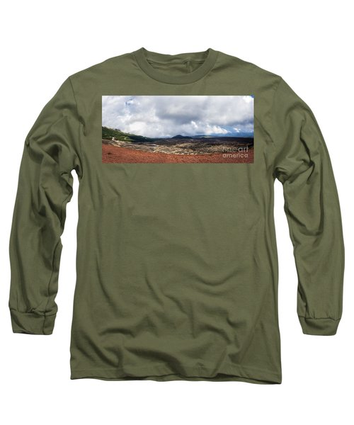 To The East Side Long Sleeve T-Shirt by Giuseppe Torre