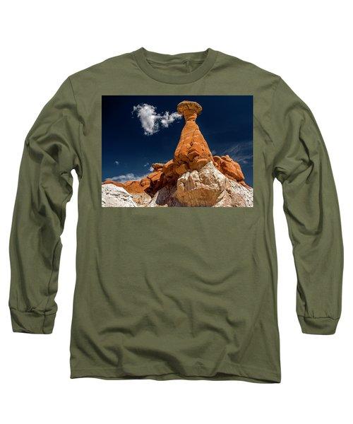 Toadstool Hoodoos 3 Long Sleeve T-Shirt