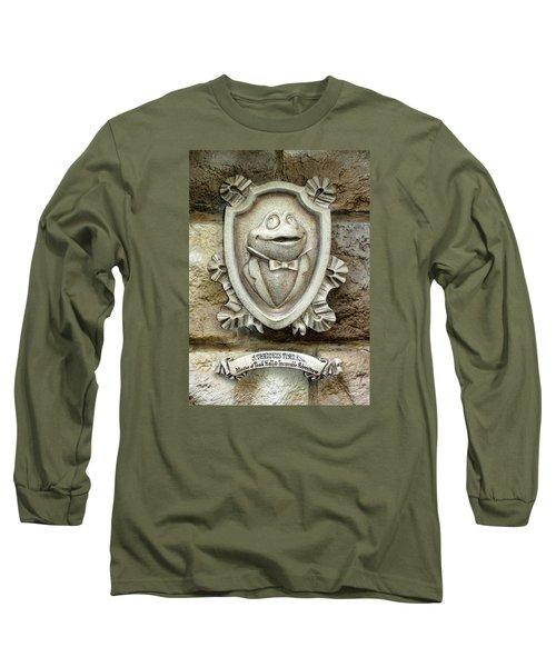 Toady Long Sleeve T-Shirt