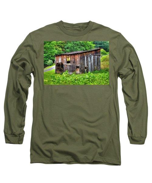 Tobacco Barn Long Sleeve T-Shirt
