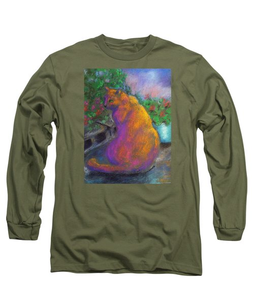 Toby's Garden Path Long Sleeve T-Shirt