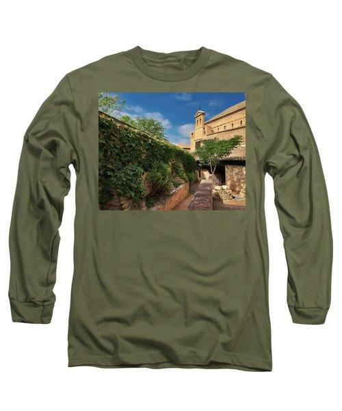 Toledo Courtyard Long Sleeve T-Shirt