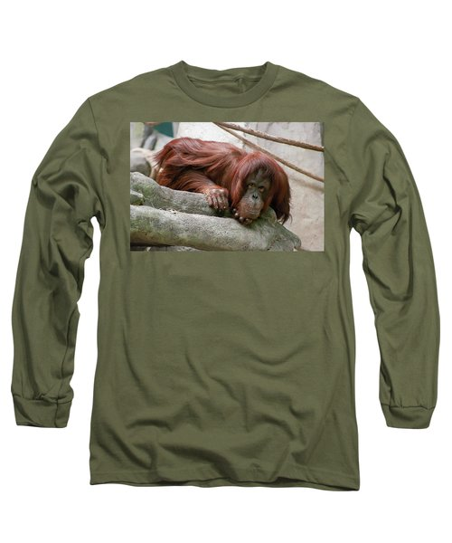 Tolerating Patience Long Sleeve T-Shirt