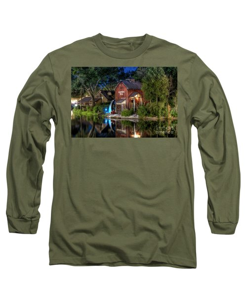 Tom Sawyers Harper's Mill Long Sleeve T-Shirt