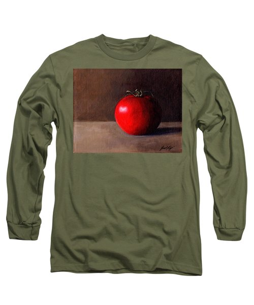Tomato Still Life 1 Long Sleeve T-Shirt