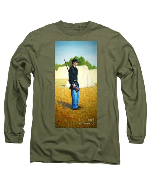 Too Young Long Sleeve T-Shirt by Stacy C Bottoms