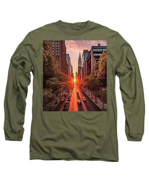 Top Of New York Long Sleeve T-Shirt