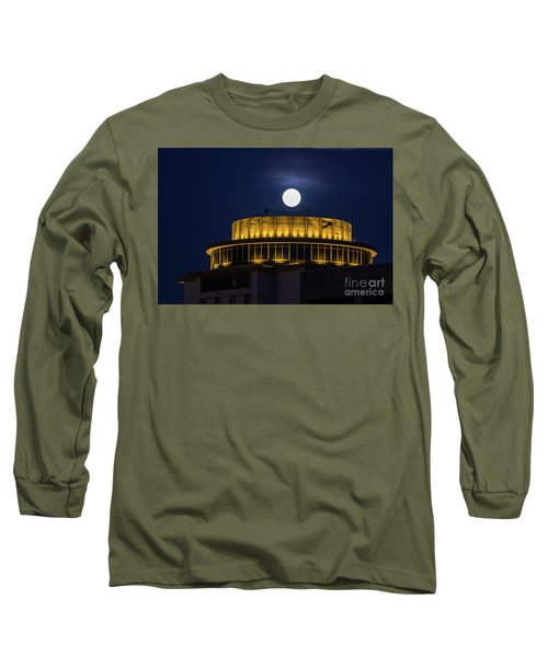 Top Of The Capstone Long Sleeve T-Shirt