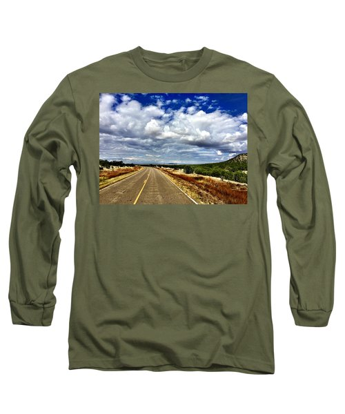 Torrance County Clouds Long Sleeve T-Shirt