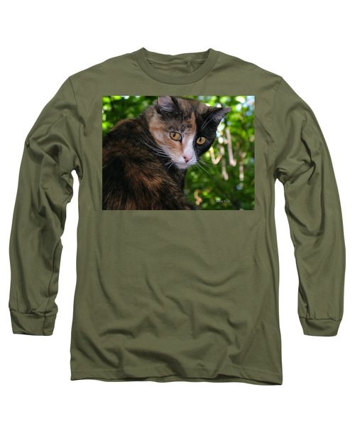 Tortie Long Sleeve T-Shirt