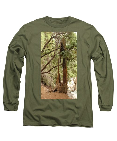 Totem Made By Nature Long Sleeve T-Shirt