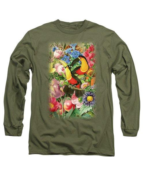 Toucans Long Sleeve T-Shirt