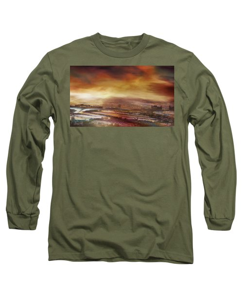 Touch By The Sunrise Long Sleeve T-Shirt