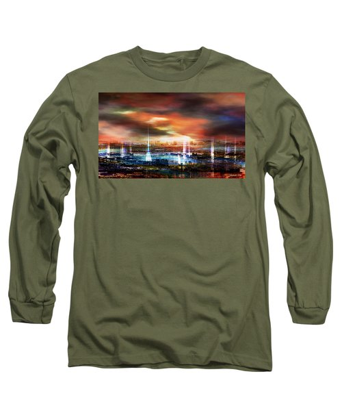 Touch By The Sunset Long Sleeve T-Shirt