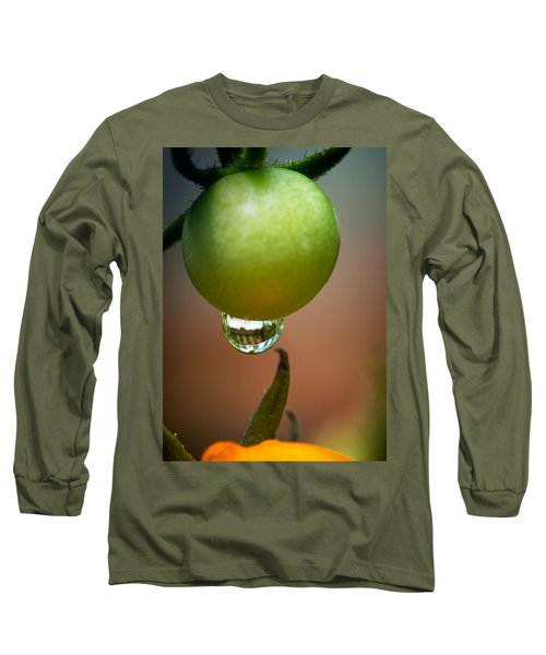 Touching Worlds Long Sleeve T-Shirt