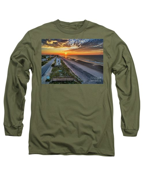 Tower #3 Long Sleeve T-Shirt