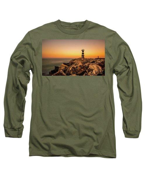 Tower Of Light Long Sleeve T-Shirt