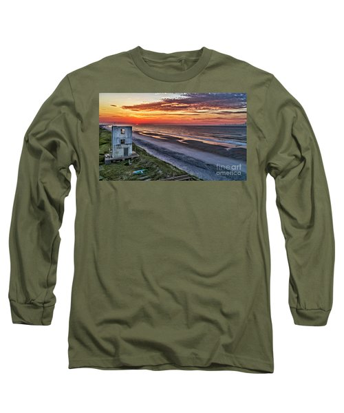 Tower Sunrise Long Sleeve T-Shirt