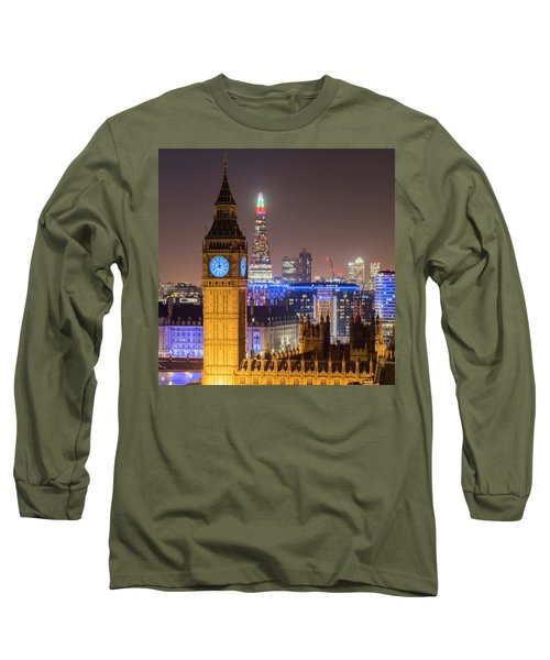 Towers Of London Long Sleeve T-Shirt