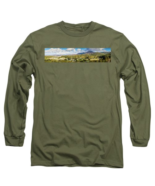 Town Of Zeehan Australia Long Sleeve T-Shirt