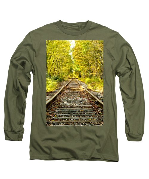 Track To Nowhere Long Sleeve T-Shirt