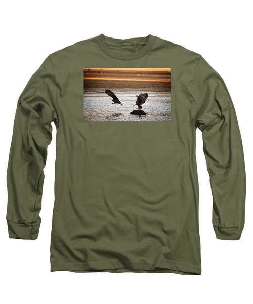 Traffic Control Long Sleeve T-Shirt