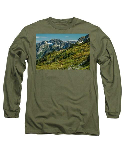 Trail Roaming Long Sleeve T-Shirt