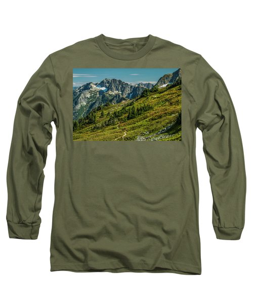 Trail Roaming Long Sleeve T-Shirt