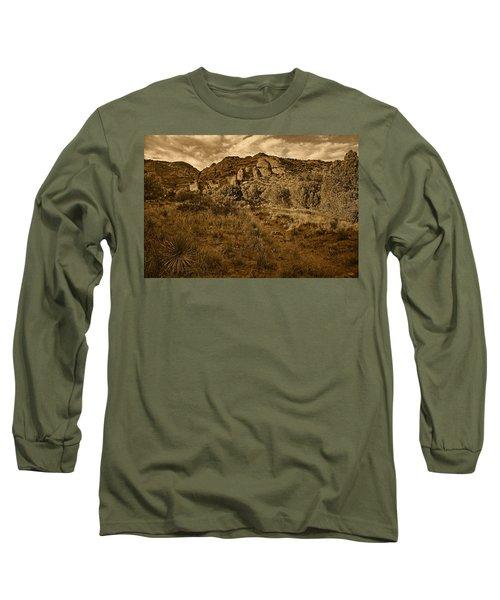 Trailing Along Tnt Long Sleeve T-Shirt