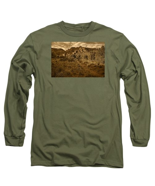 Trailing Along Tnt Long Sleeve T-Shirt