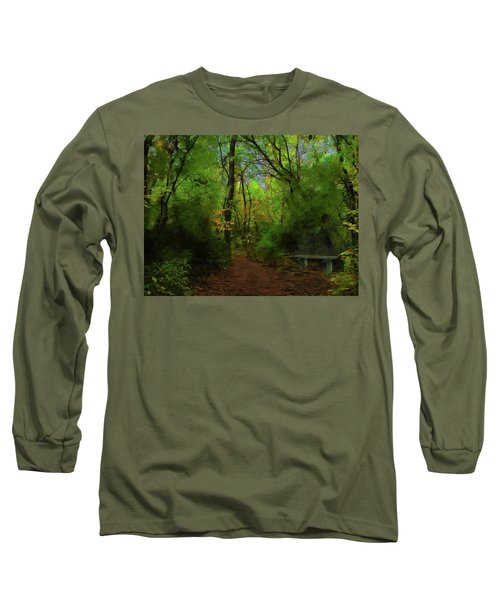 Trailside Bench Long Sleeve T-Shirt