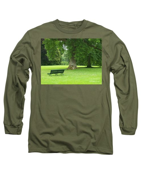 Tranquil Space Long Sleeve T-Shirt