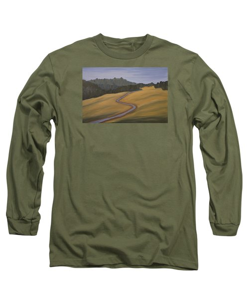 Mystic Trail Long Sleeve T-Shirt