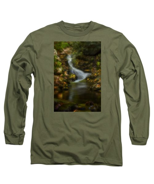 Long Sleeve T-Shirt featuring the photograph Tranquility by Ellen Heaverlo