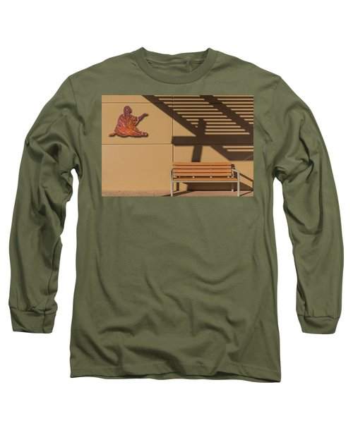 Long Sleeve T-Shirt featuring the photograph Transcendental by Paul Wear