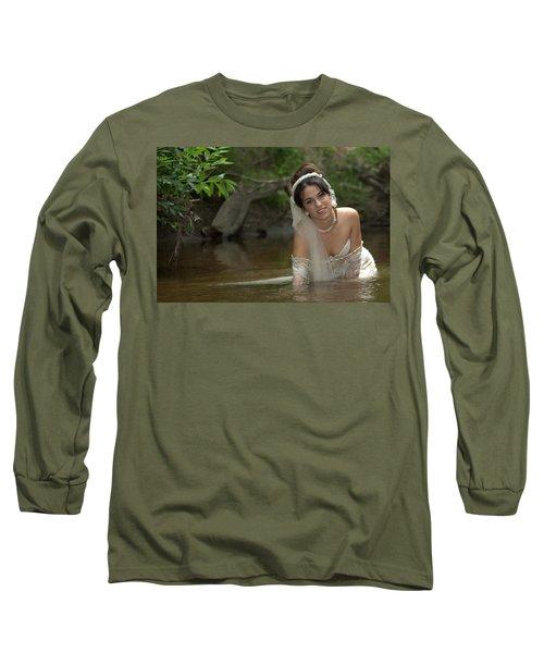 Trash The Dress Long Sleeve T-Shirt