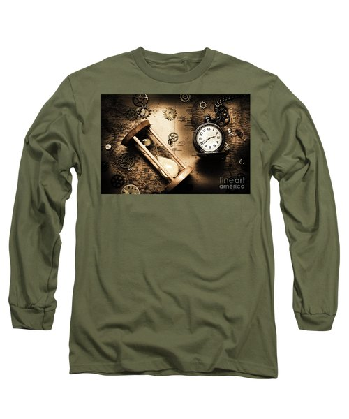 Travelling Old Worlds Long Sleeve T-Shirt