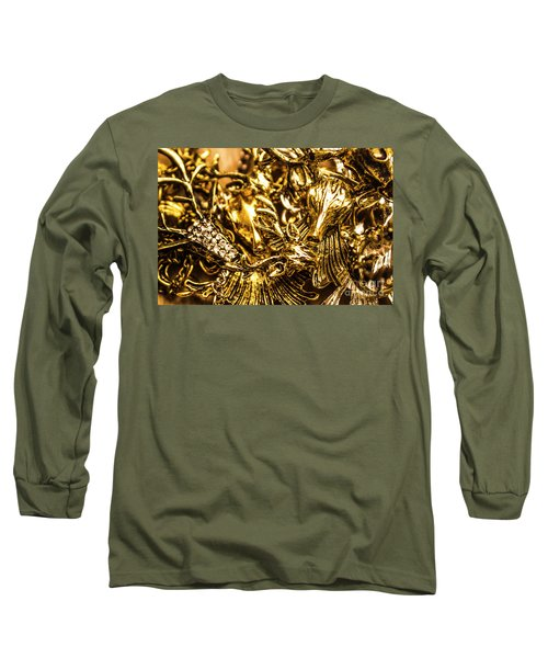 Treasure From The East Long Sleeve T-Shirt