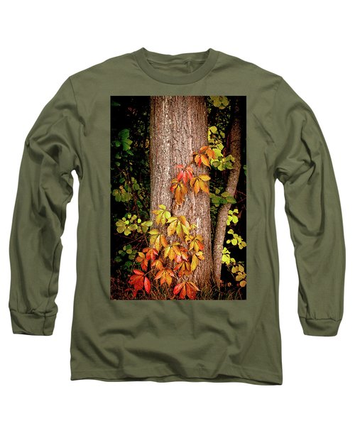 Tree Adornment Long Sleeve T-Shirt
