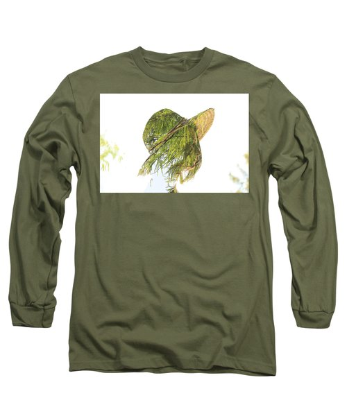 Tree Hat Long Sleeve T-Shirt