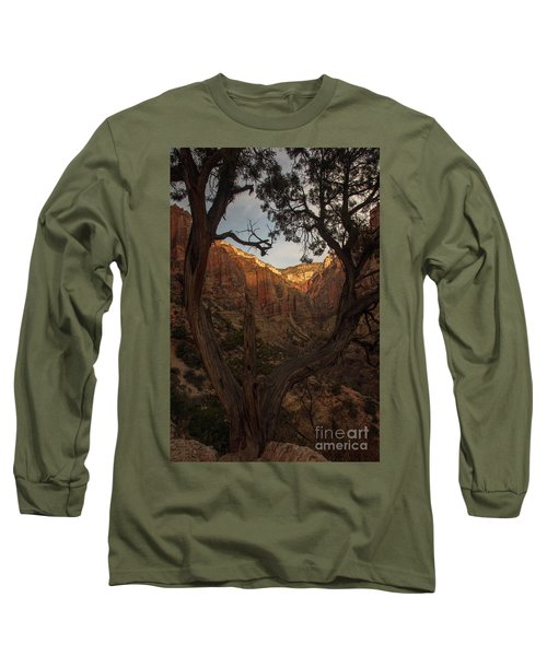 Tree Heart Long Sleeve T-Shirt