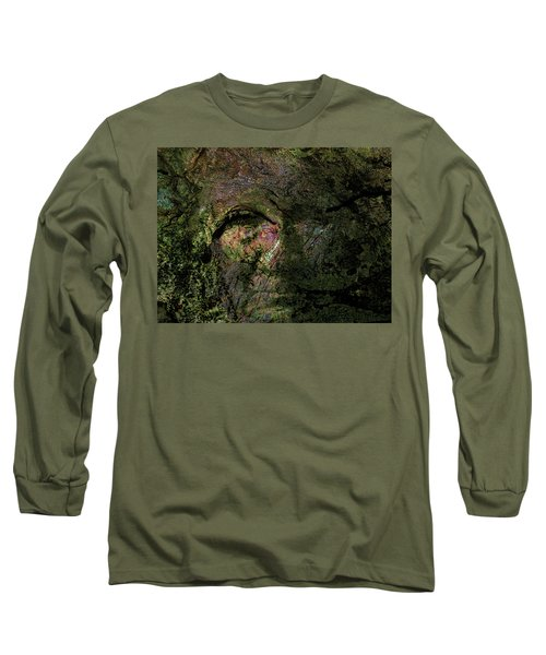 Long Sleeve T-Shirt featuring the photograph Tree Memories # 18 by Ed Hall