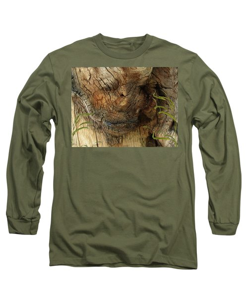 Long Sleeve T-Shirt featuring the photograph Tree Memories # 22 by Ed Hall