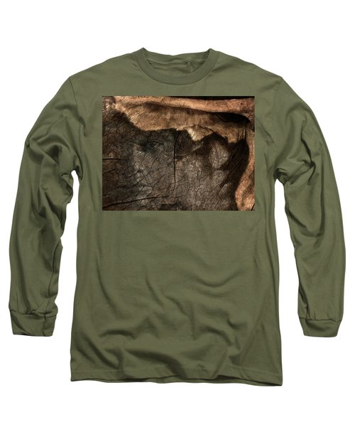 Long Sleeve T-Shirt featuring the photograph Tree Memories # 29 by Ed Hall