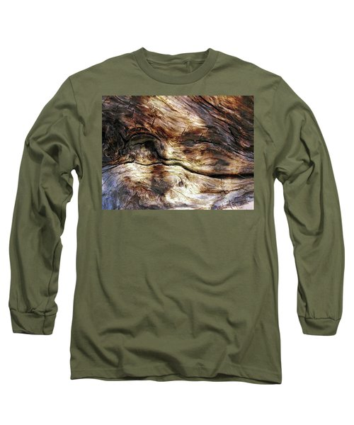 Long Sleeve T-Shirt featuring the photograph Tree Memories # 30 by Ed Hall