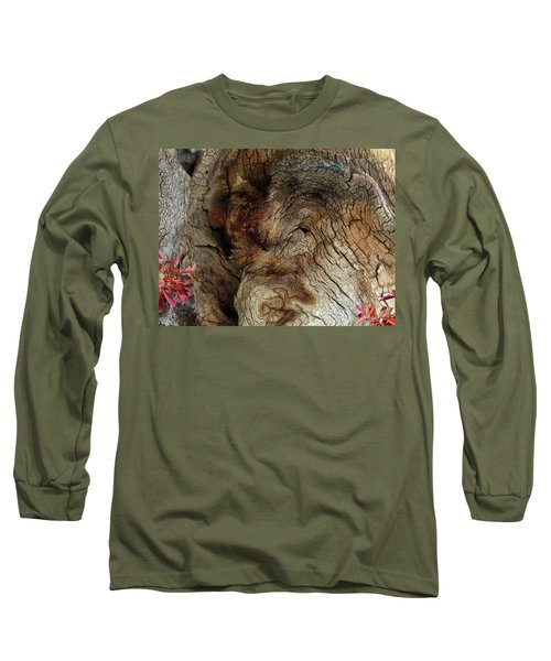 Long Sleeve T-Shirt featuring the photograph Tree Memories # 34 by Ed Hall