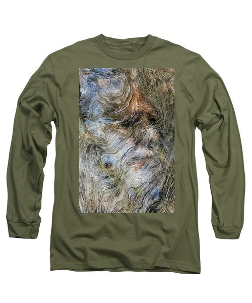 Long Sleeve T-Shirt featuring the photograph Tree Memories # 40 by Ed Hall