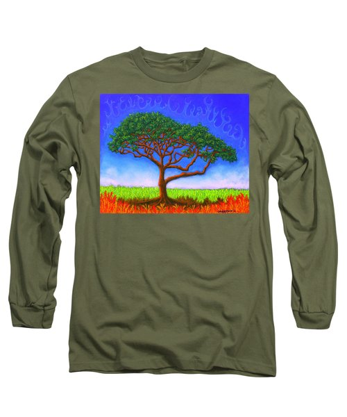 Tree Of Life 01 Long Sleeve T-Shirt