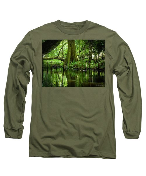 Tree Of My Soul Long Sleeve T-Shirt