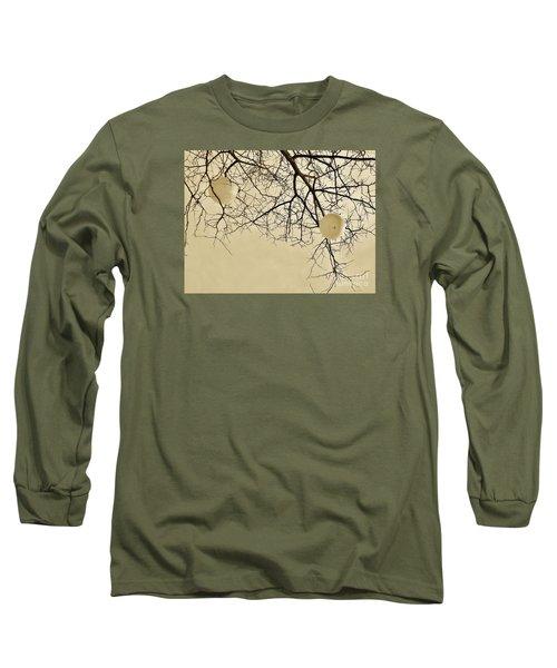 Tree Orbs Long Sleeve T-Shirt